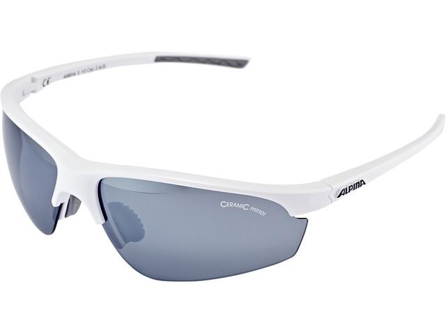 Alpina Tri-Effect 2.0 Brille white